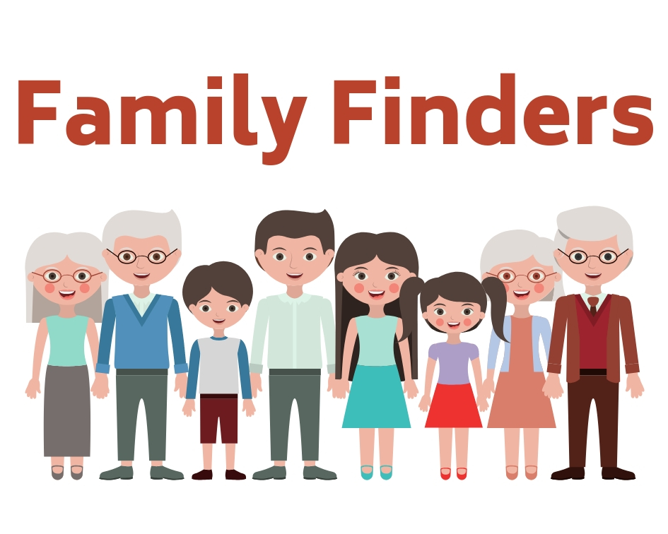 Family Finders- CANCELLED