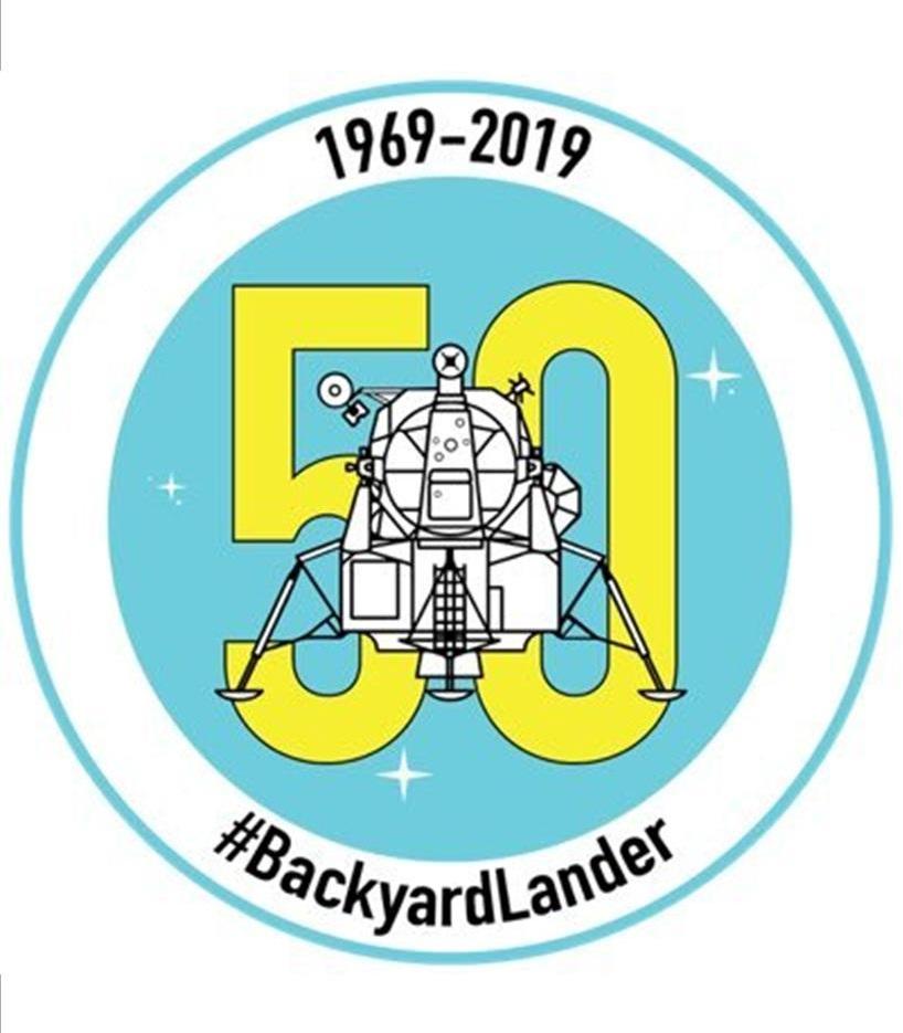 Backyard Lunar Lander Demo