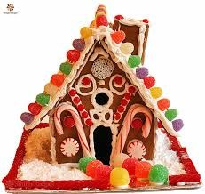 15th Annual Gingerbread House Workshop!