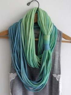Up-Cycled Scarf!