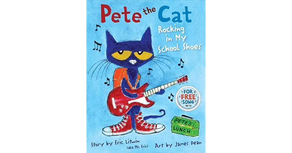 Pete The Cat Storytime!