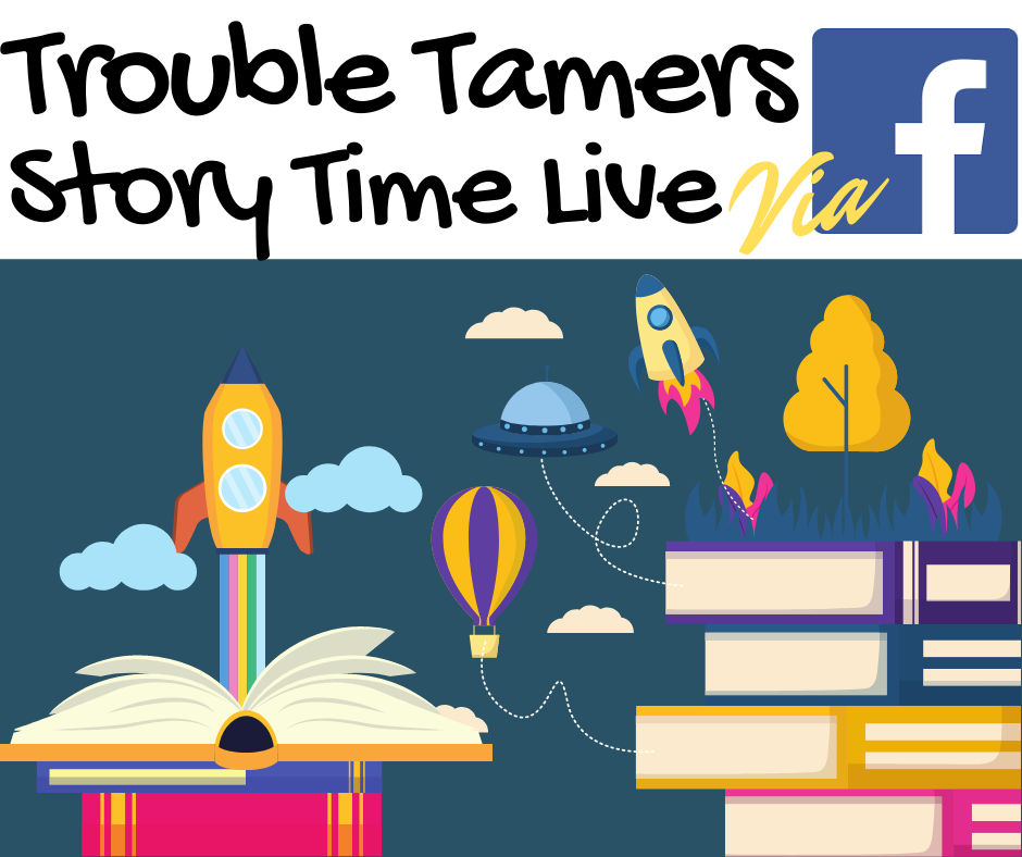 Trouble Tamers via Facebook Live