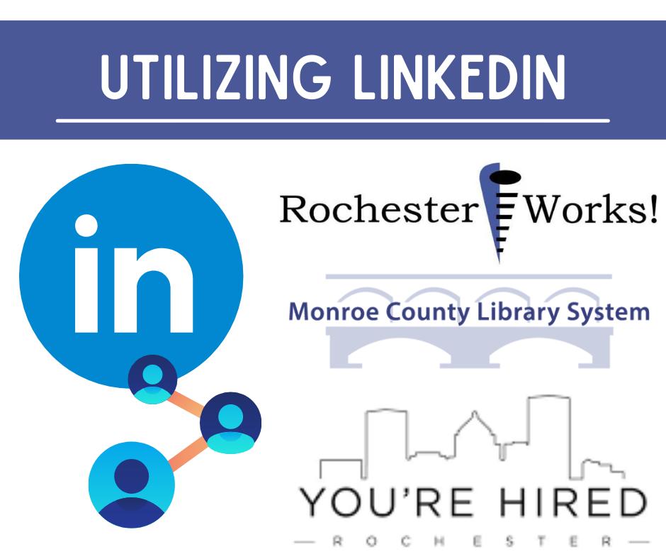 Utilizing LinkedIn