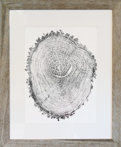 Tree Ring Art Prints 2:00PM Class