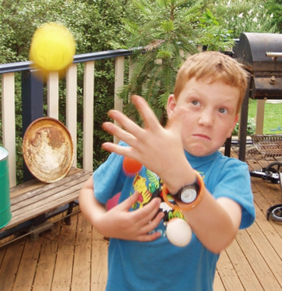 Juggling with Jack