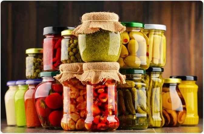 Home Food Preservation Through the Year