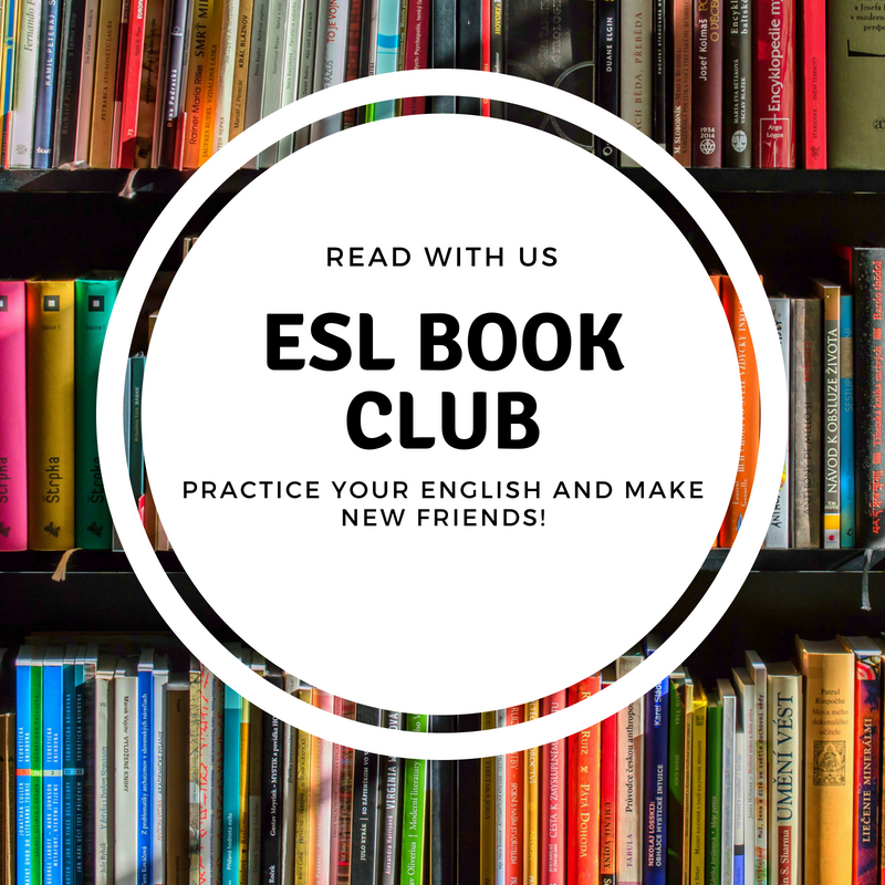 ESL Book Club Movie Day
