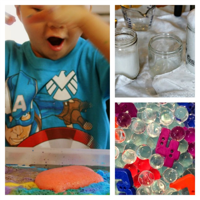 Preschool STEAM (Science/Technology/Engineering/Arts/Math)