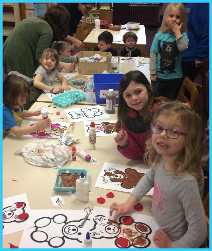Kids' Craft Time