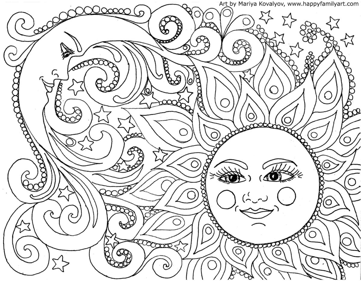 Adult/Teen Coloring