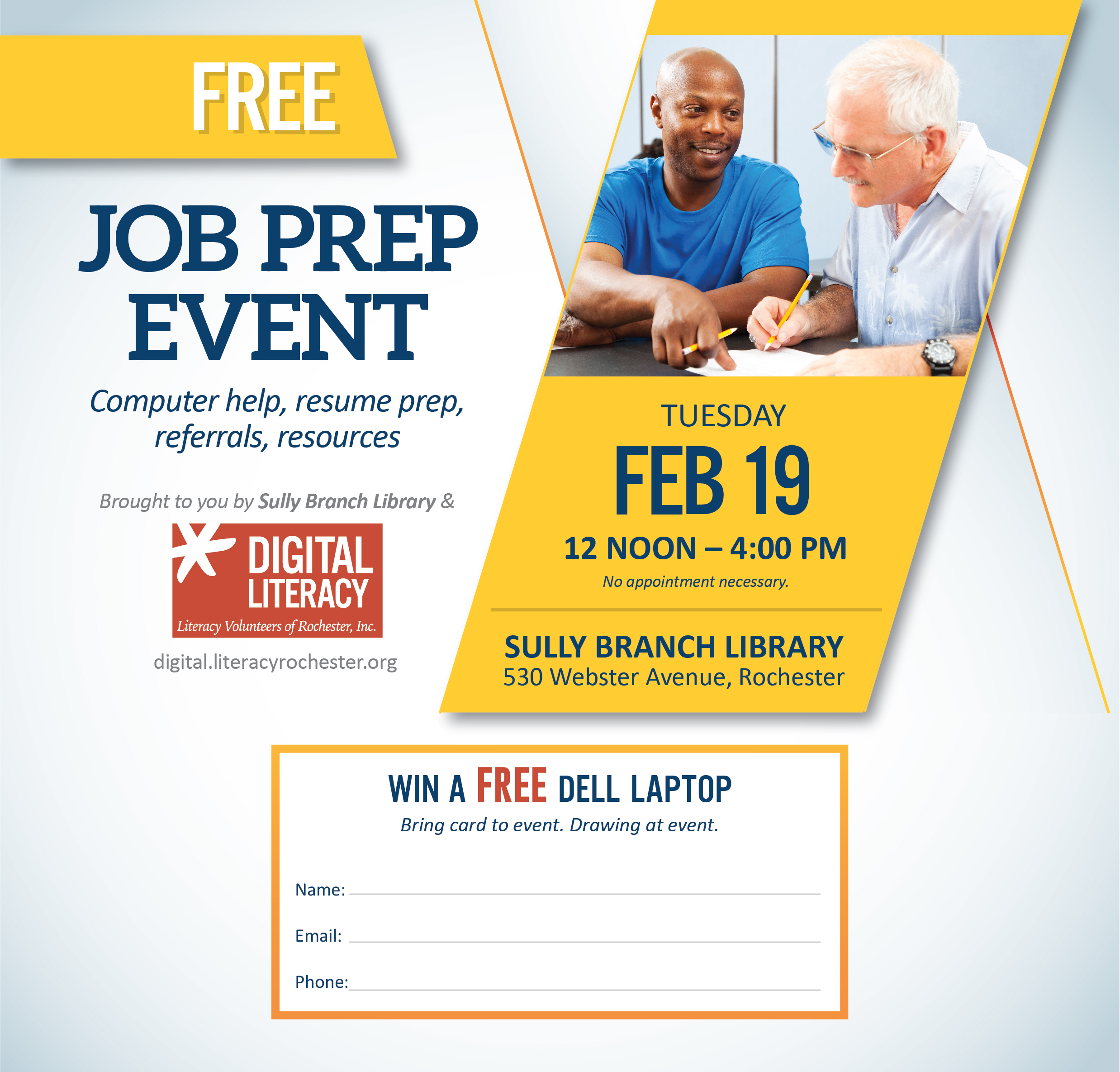Job Prep Event