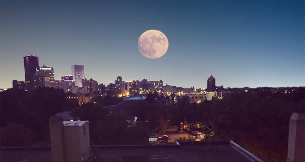 Chant at the Moon