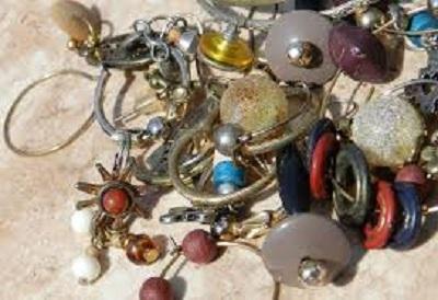 Junk Jewelry Extravaganza