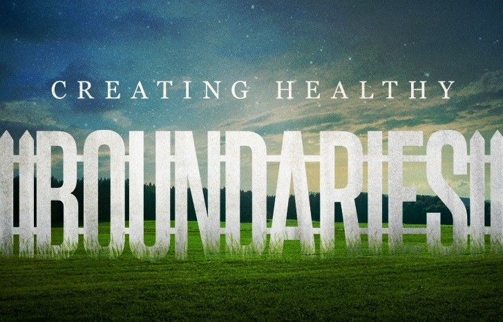 Healthy Lifestyle - Setting Boundaries