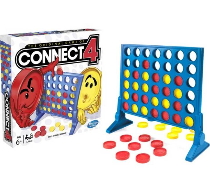"""""""Connect 4"""" Tournament - Teens"""