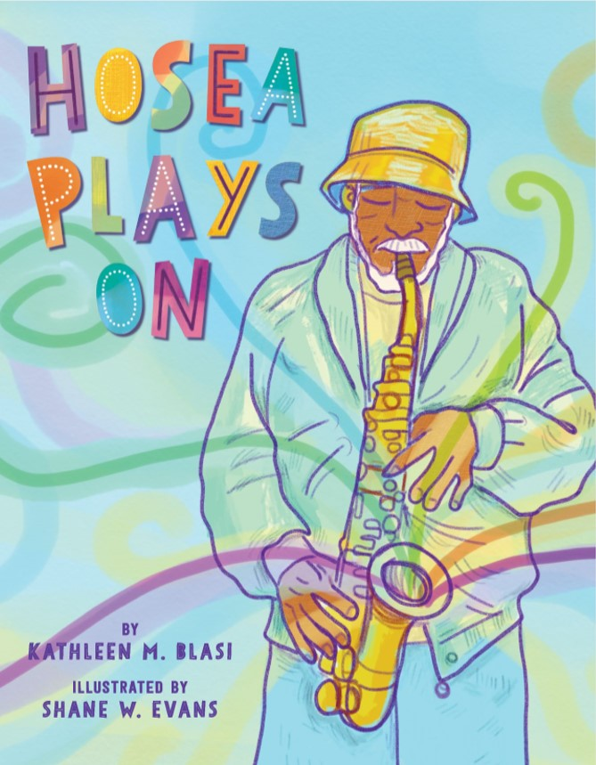 Hosea Plays On: Author Visit and Nate Rawls Band Concert