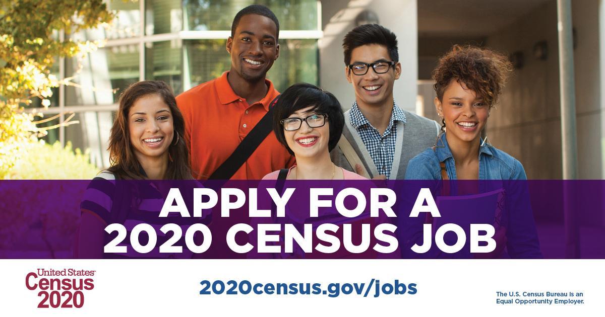 2020 Census Recruiting Event