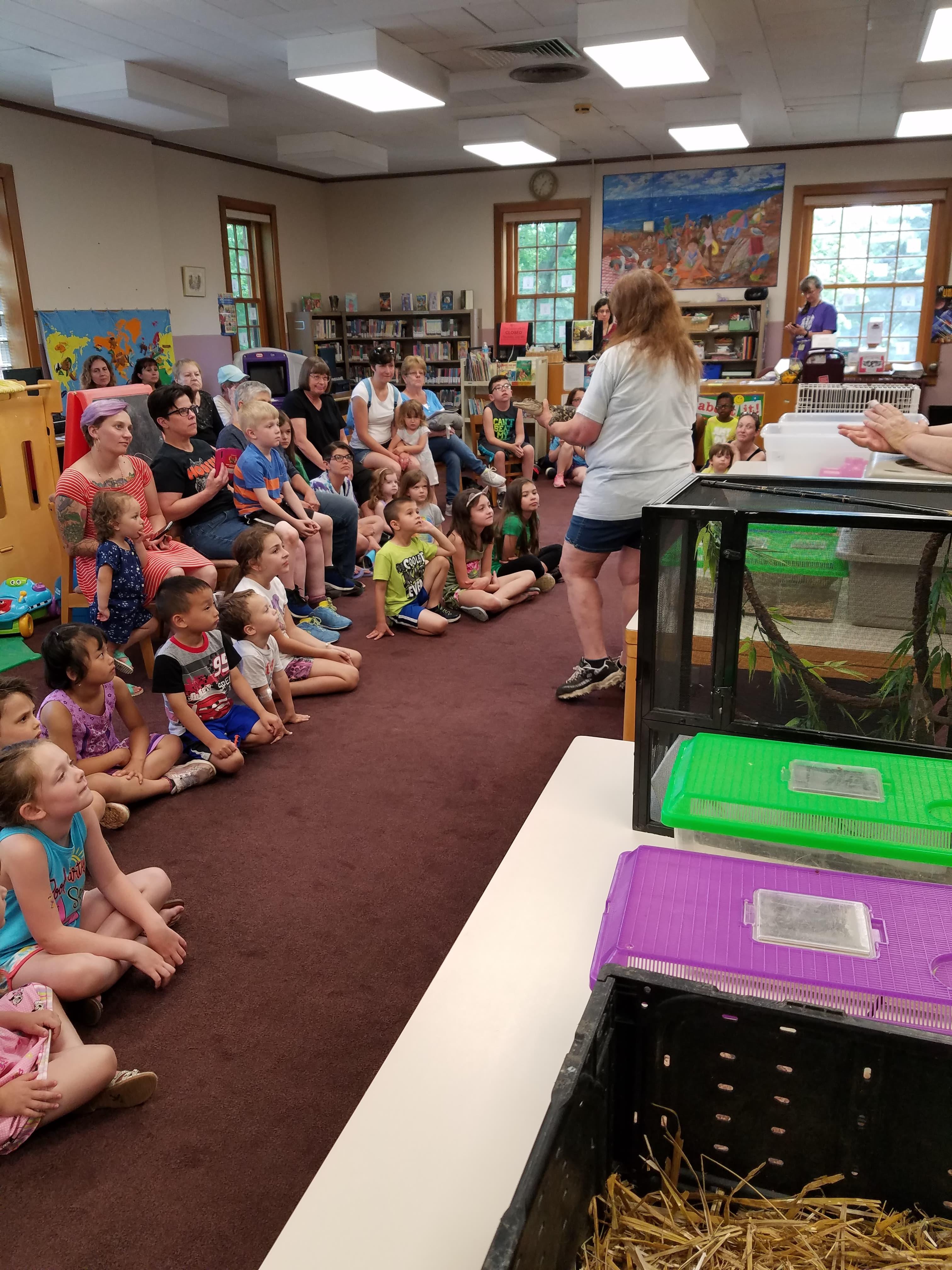 Mini Ark Farm presents Exotic Animals