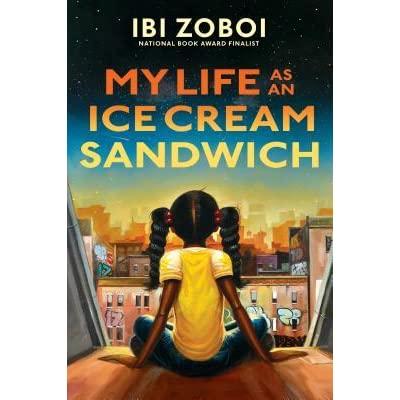 Teen Book Club- My Life as an Ice Cream Sandwich