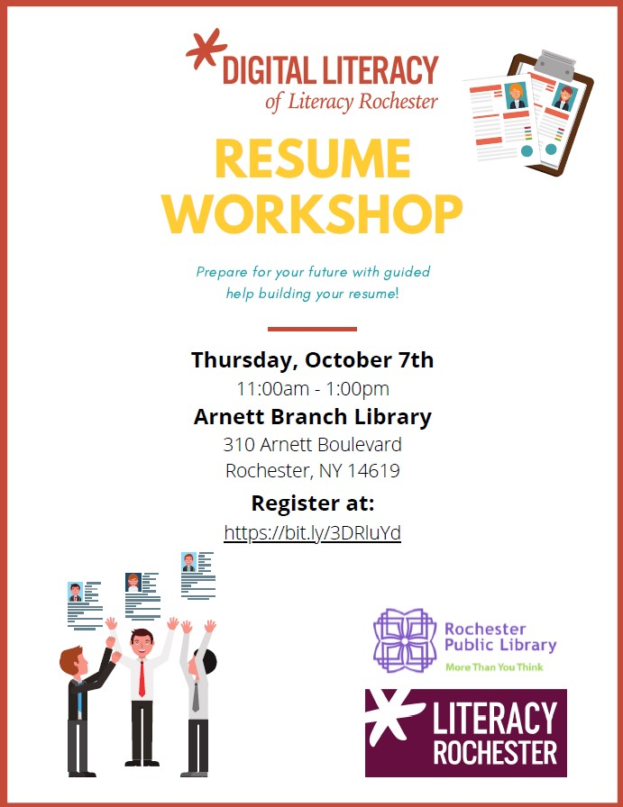 Resume Workshop.