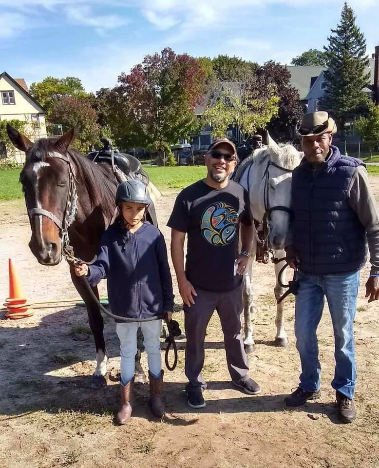 Horses, Writing, and Life: Virtual Program with Award Winning Author G. Neri and Director of A Horse's Friend, Matthew Doward