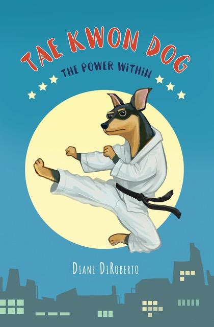 Tae Kwon Dog Author Reading w/Movement