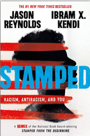 Community Book Discussion: Stamped: Racism, Antiracism, and You