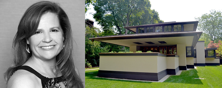 Growing Up in a Frank Lloyd Wright House with Kim Bixler
