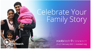 IPL Genealogy Group: RootsTech 2021