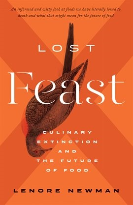 The Hoopla Huddle: Lost Feast by Leonore Newman