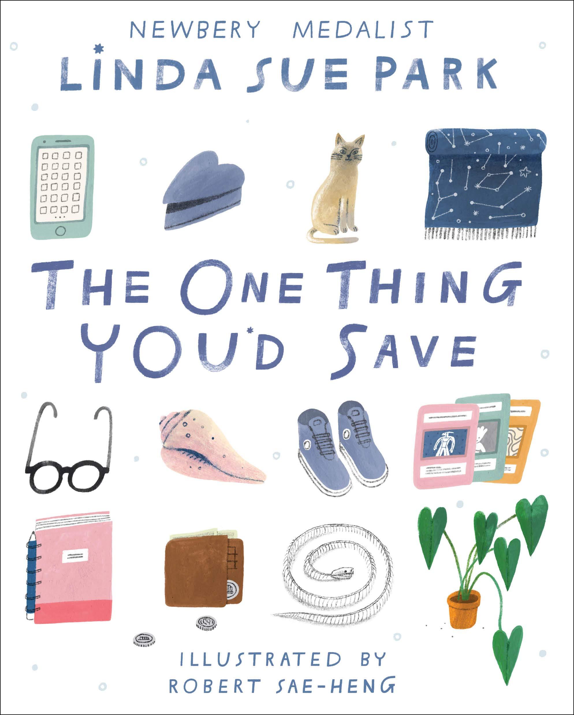 Linda Sue Park Author Visit