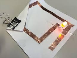 LED Paper Circuits!