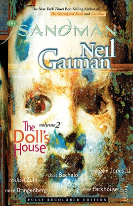Graphic Novel Discussion Group: The Sandman Vol. 2: The Doll's House