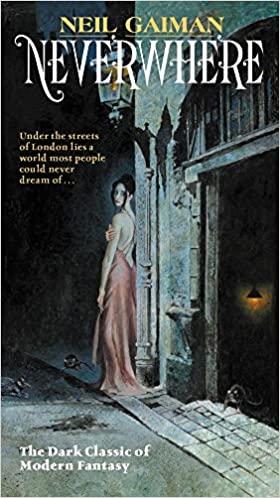 "Fantasy Book Club: ""Neverwhere"" by Neil Gaiman"