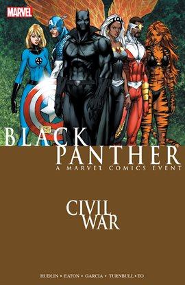 Graphic Novel Discussion: Civil War: Black Panther