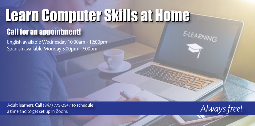 English-Computer Skills Appointments