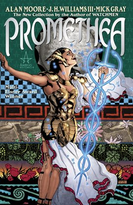 Graphic Novel Discussion Group- Promethea: Book One, Issues #1-6