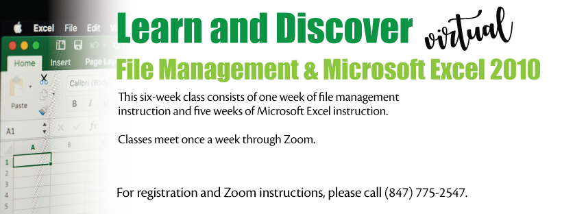 Learn and Discover Microsoft Excel-2