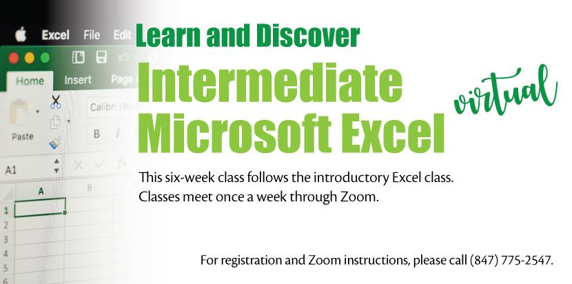 Intermediate Excel-2