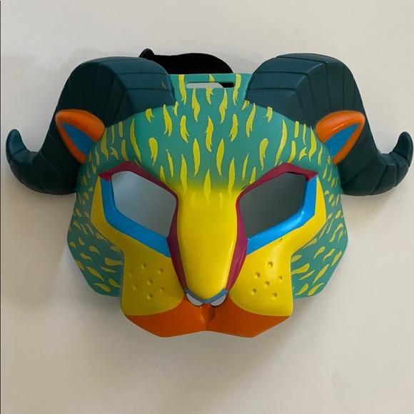 DIY Alebrije Masks