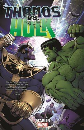 Graphic Novel Club: Thanos vs. Hulk by Jim Starlin