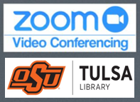 Overview of Library Online Support & Services: Finding Resources - Library Zoom Workshop