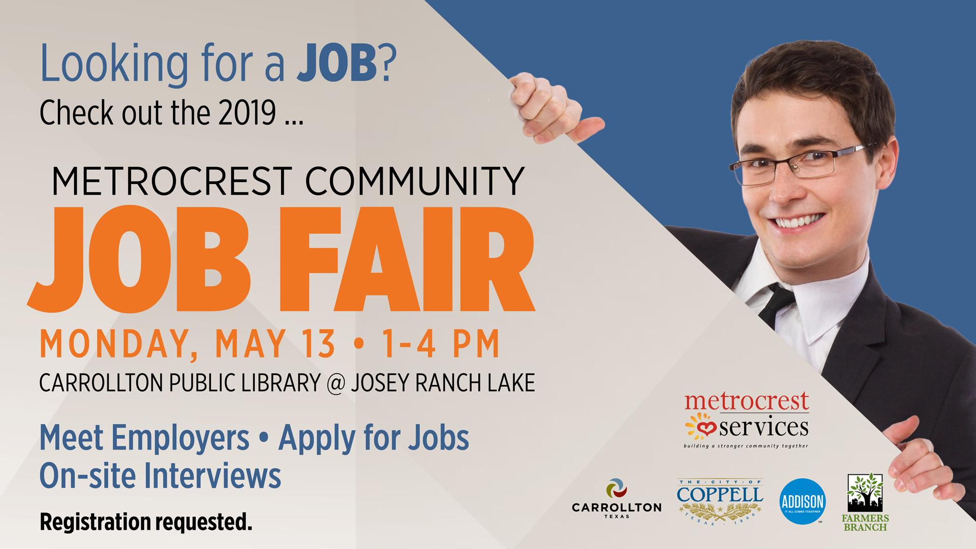Metrocrest Community Job Fair