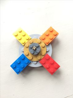 Super Saturdays at the Library: LEGO Fidget Spinner