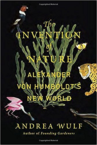 Adult Book Discussion Group - Invention of Nature by Andrea Wulf