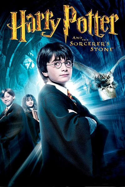 Mid-Winter Break Movie: Harry Potter and the Sorcerer's Stone