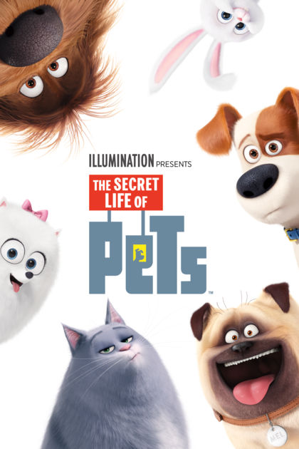 Family Movie Night: The Secret Life of Pets