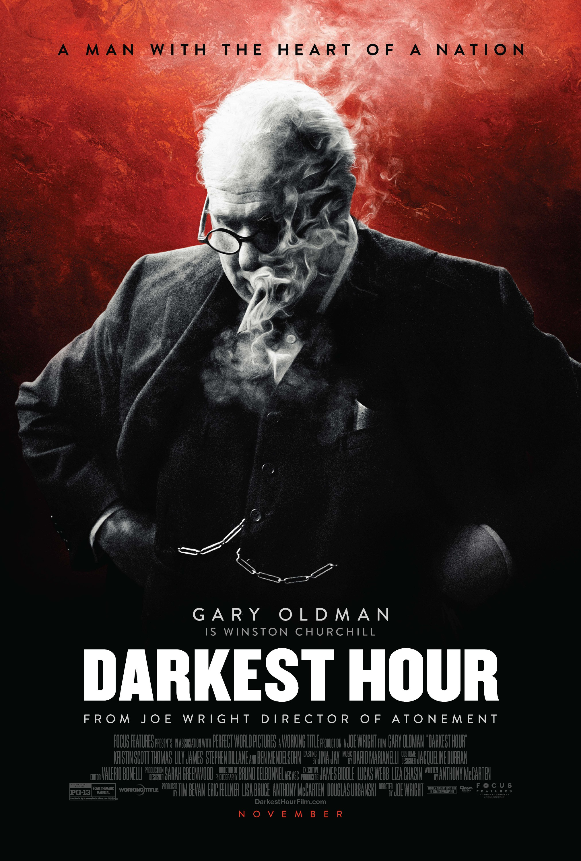Contemporary Movie Night: Darkest Hour