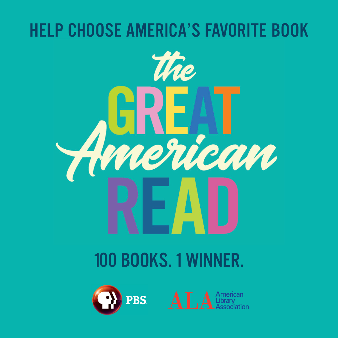 The Great American Read Lecture Series: Literary Themes -- Who Am I?