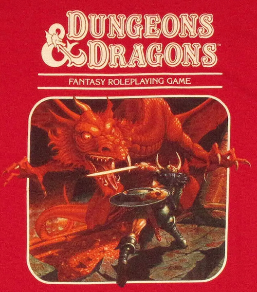 Play Dungeons and Dragons
